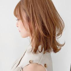 モテ髮シルエット ナチュラル モテ髪 愛され ヘアスタイルや髪型の写真・画像
