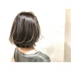 外国人風 ストリート 渋谷系 ボブ ヘアスタイルや髪型の写真・画像