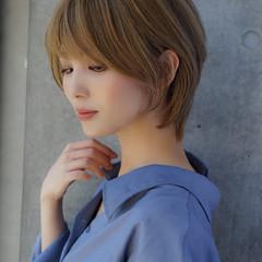 大人かわいい 大人ショート 大人女子 エレガント ヘアスタイルや髪型の写真・画像
