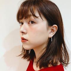 オフィス 女子力 ナチュラル 透明感 ヘアスタイルや髪型の写真・画像