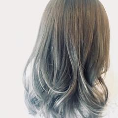ヘアアレンジ 外ハネ デート ナチュラル ヘアスタイルや髪型の写真・画像