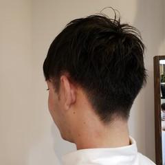 メンズマッシュ デート ショート ストリート ヘアスタイルや髪型の写真・画像