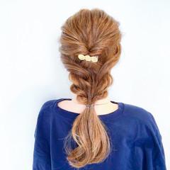 上品 ロング デート エレガント ヘアスタイルや髪型の写真・画像