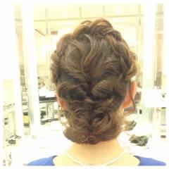 ガーリー モテ髪 ヘアアレンジ 愛され ヘアスタイルや髪型の写真・画像