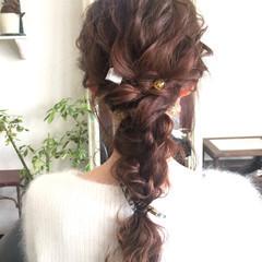 成人式 ヘアアレンジ 結婚式 謝恩会 ヘアスタイルや髪型の写真・画像