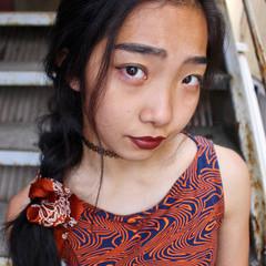 ヘアアレンジ ルーズ 大人女子 ロング ヘアスタイルや髪型の写真・画像