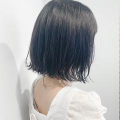 ウルフカット ナチュラル ボブ ショートヘア ヘアスタイルや髪型の写真・画像