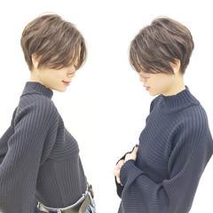デート モード スポーツ オフィス ヘアスタイルや髪型の写真・画像