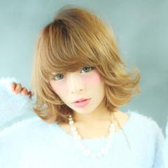 外国人風 コンサバ ゆるふわ フェミニン ヘアスタイルや髪型の写真・画像