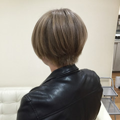 ストリート 外国人風 ショート 渋谷系 ヘアスタイルや髪型の写真・画像