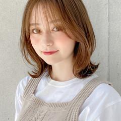 くびれカール モテ髪 アンニュイほつれヘア ナチュラル ヘアスタイルや髪型の写真・画像