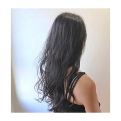 夏 ヘアアレンジ ロング 梅雨 ヘアスタイルや髪型の写真・画像