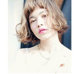 大人かわいい 外国人風 フェミニン 春 ヘアスタイルや髪型の写真・画像