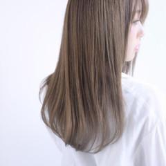 美髪 艶髪 大人ロング 可愛い ヘアスタイルや髪型の写真・画像