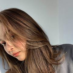 ロングヘアスタイル お洒落 ブリーチ ロング ヘアスタイルや髪型の写真・画像