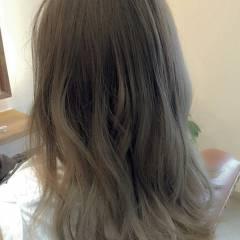 グラデーションカラー ストリート 外国人風 パンク ヘアスタイルや髪型の写真・画像