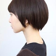 ショート ベリーショート 大人可愛い ショートヘア ヘアスタイルや髪型の写真・画像