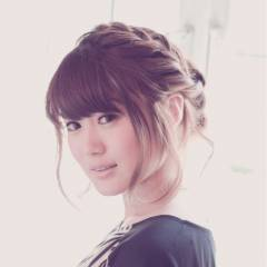 ヘアアレンジ コンサバ まとめ髪 ミディアム ヘアスタイルや髪型の写真・画像