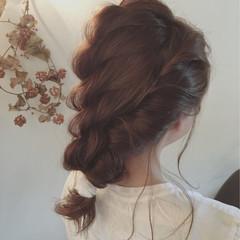 夏 セミロング 暗髪 ショート ヘアスタイルや髪型の写真・画像