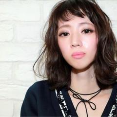 秋 モード ボブ 大人女子 ヘアスタイルや髪型の写真・画像