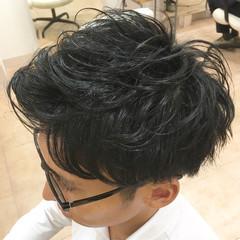 ストリート ショート メンズカット メンズヘア ヘアスタイルや髪型の写真・画像