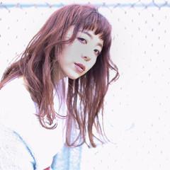 モード かっこいい 外国人風 ロング ヘアスタイルや髪型の写真・画像