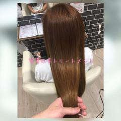モテ髪 髪質改善トリートメント ロング 髪質改善 ヘアスタイルや髪型の写真・画像