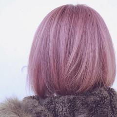 ストリート ボブ 外国人風 ハイトーン ヘアスタイルや髪型の写真・画像
