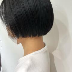 ストリート ミニボブ ボブ ショートボブ ヘアスタイルや髪型の写真・画像