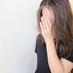 透明感カラー インナーカラー ナチュラル 圧倒的透明感 ヘアスタイルや髪型の写真・画像