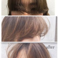 ハロウィン ボブ オフィス 冬 ヘアスタイルや髪型の写真・画像