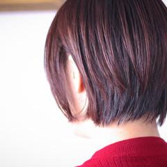 ベリーピンク モーブ ピンクラベンダー ラベンダーピンク ヘアスタイルや髪型の写真・画像