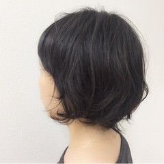リラックス 大人かわいい パーマ デジタルパーマ ヘアスタイルや髪型の写真・画像