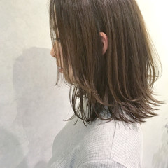 スポーツ アウトドア ミディアム オフィス ヘアスタイルや髪型の写真・画像