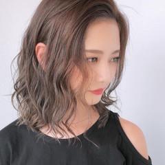 髪質改善カラー 髪質改善トリートメント 髪質改善 エレガント ヘアスタイルや髪型の写真・画像