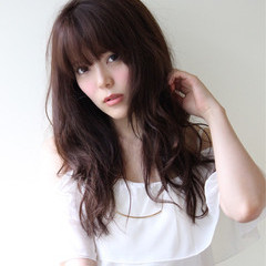 コンサバ 大人かわいい ゆるふわ フェミニン ヘアスタイルや髪型の写真・画像