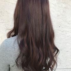 春 ロング エレガント 上品 ヘアスタイルや髪型の写真・画像