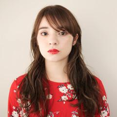 艶髪 女子力 デート ロング ヘアスタイルや髪型の写真・画像