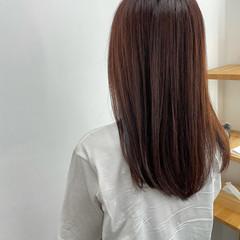 髪質改善 グレージュ ベージュ ナチュラル ヘアスタイルや髪型の写真・画像