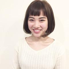 大人かわいい ハイライト 外国人風 アッシュ ヘアスタイルや髪型の写真・画像