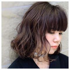 ウェーブ ガーリー 外国人風 モード ヘアスタイルや髪型の写真・画像