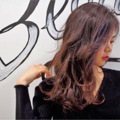 パーマ エレガント 上品 オフィス ヘアスタイルや髪型の写真・画像
