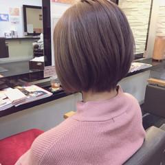 ストリート ボブ こなれ感 大人女子 ヘアスタイルや髪型の写真・画像