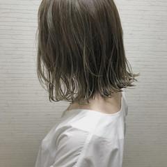 ボブ 外国人風カラー ナチュラル 女子会 ヘアスタイルや髪型の写真・画像