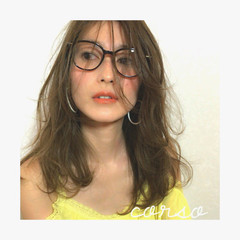 大人かわいい ストリート ミディアム アッシュ ヘアスタイルや髪型の写真・画像