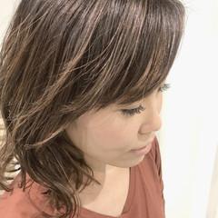 簡単ヘアアレンジ ヘアアレンジ セミロング デート ヘアスタイルや髪型の写真・画像