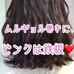 アンニュイほつれヘア ボブ ガーリー デート ヘアスタイルや髪型の写真・画像