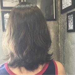 ナチュラル 色気 ボブ パーマ ヘアスタイルや髪型の写真・画像