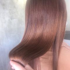 艶髪 髪質改善トリートメント ナチュラル ロング ヘアスタイルや髪型の写真・画像