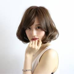 モテ髪 大人かわいい フェミニン ナチュラル ヘアスタイルや髪型の写真・画像
